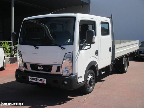 Nissan NT 400 Cab. Dupla 35.13