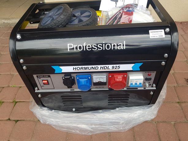 Agregat generator prądotwórczy Professional Hormund HDL  925