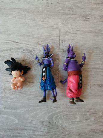 Figuras Dragon Ball NÃO ORIGINAIS