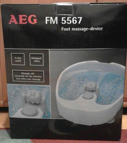 Masażer do stóp AEG