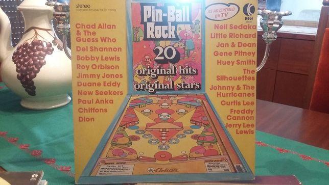 Pin-Ball Rock (Disco Vinil)