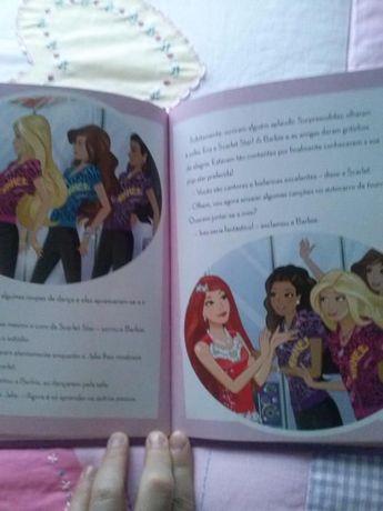 Livro da Barbie