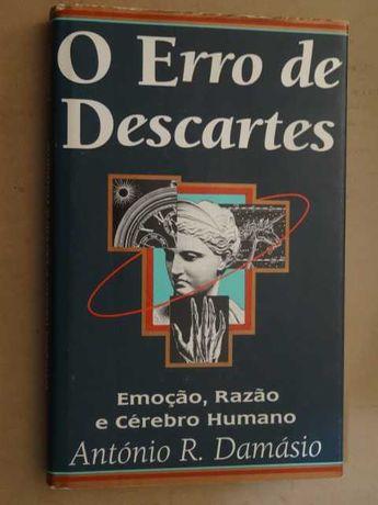 O Erro de Descartes de António Damásio