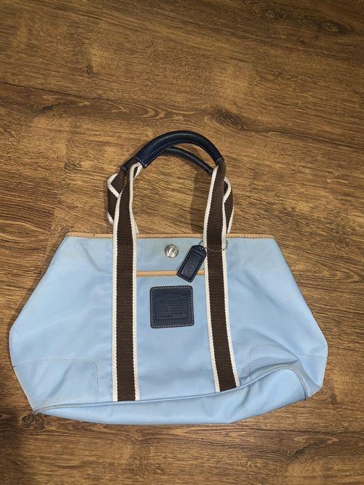 Coach женская сумка Вишневое - изображение 1