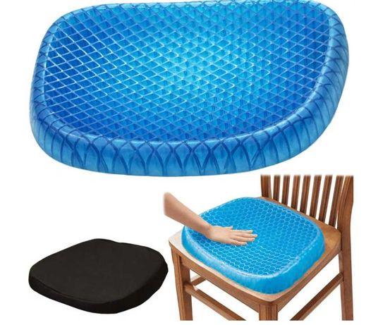 Poduszka żelowa podkładka ortopedyczna na krzesło
