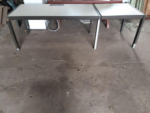 Stół składany z dwóch części