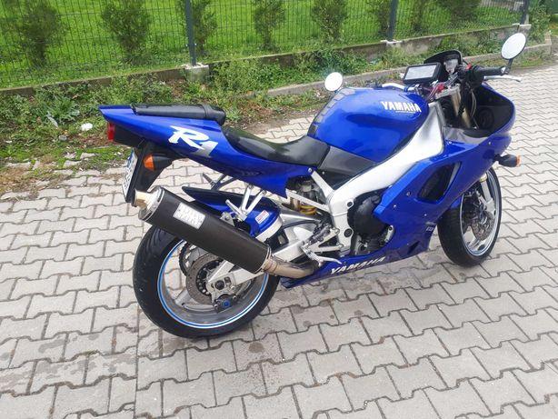 Yamaha R1 IGŁA!!!