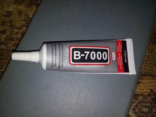 Клей герметик B-7000 25ml,T 8000 15 ml для смартфонов