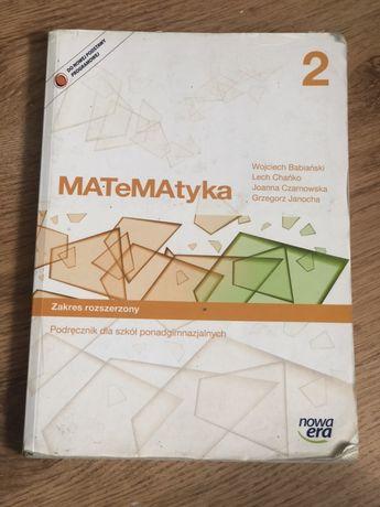 Ksiazka do matematyki poziom rozszerzony