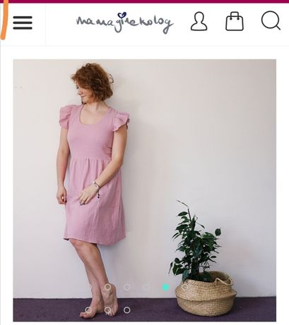 Sukienka Jagna Mamaginekolog