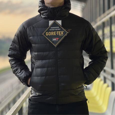 куртка Arcteryx пуховая куртка тактическая туристическая