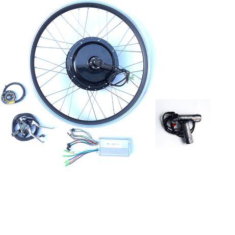 Электронабор MYBET для велосипеда, мотор-колесо, 1000 Вт/48 В