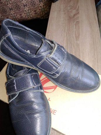 Туфли кожаные мужские 37рр