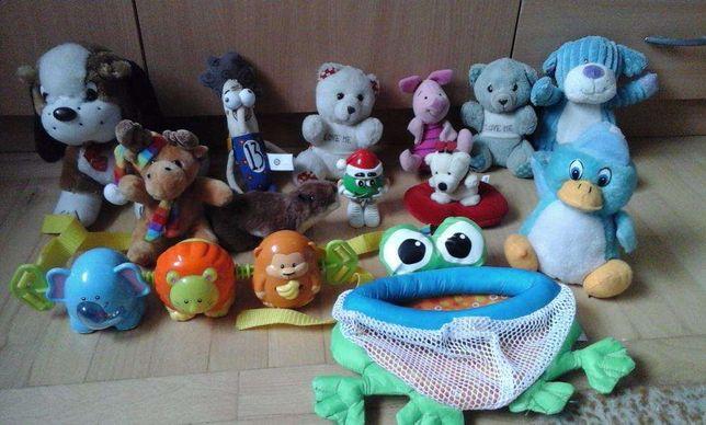 zabawki, maskotki, pluszaki