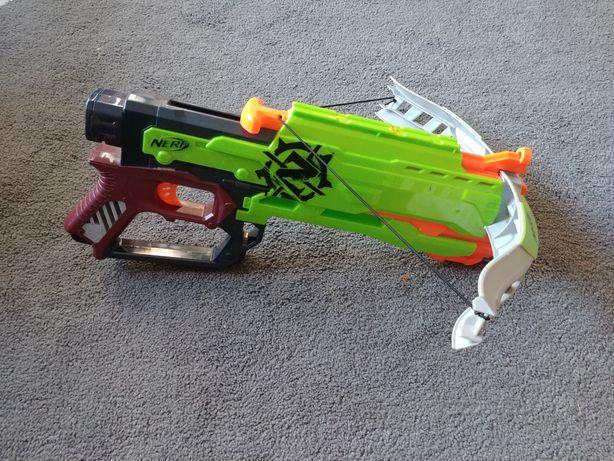 Nerf kusza zombie