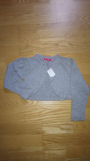 Krótki sweterek bolerko 5-6 lat 116cm PRIMARK