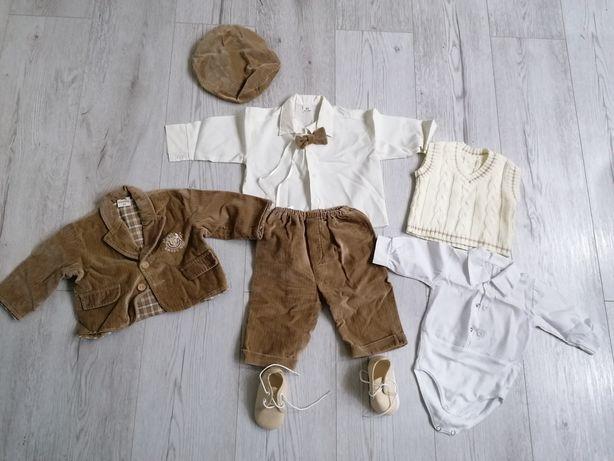 Ubranko dla chłopca, chrzest, wesele
