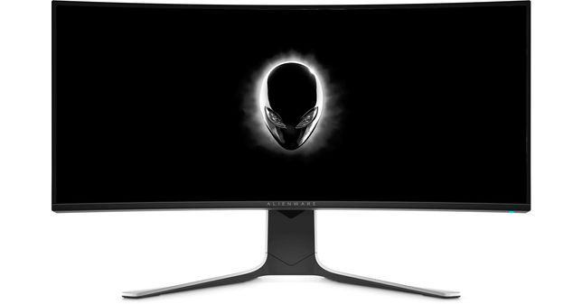 """Monitor Dell Alienware AW3420DW - 34"""" 1440p 120hz - NOVO"""