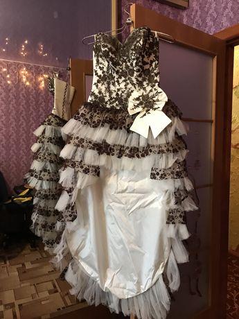 Выпускное платье 42 р
