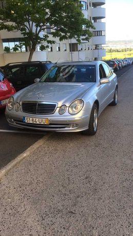 Mercedes E320 Automático Avantgarde com GPL,BRC