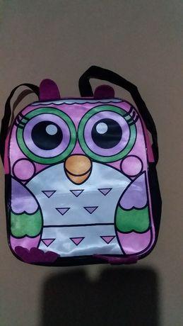 Рюкзак детский, для девочки новый