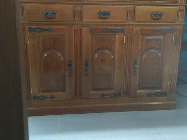 Móvel aparador madeira maciça