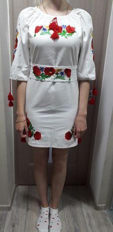 Продам платье вышиванка