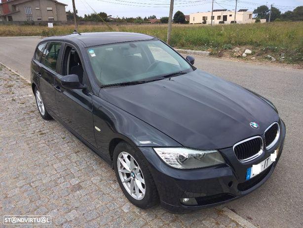 BMW 320 d EfficientDynamics