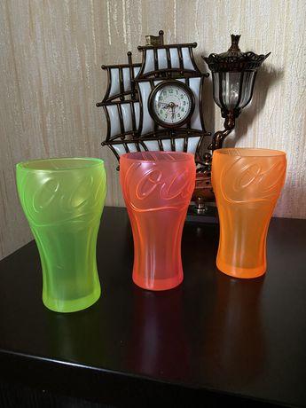 Стаканы, чашки, кружки от Coca-Cola