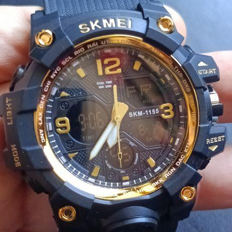 Duży sportowy zegarek wzór Casio GWG
