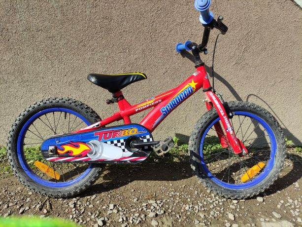Rower Dziecięcy scirocco koła 16