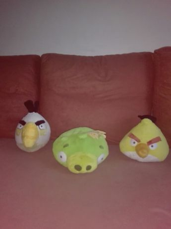 "Pluszaki ""AngryBirds"""