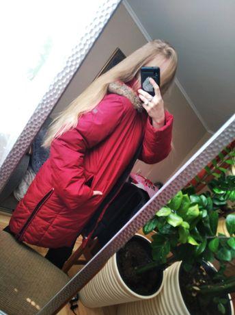 Sportowa kurtka damska puchowa L