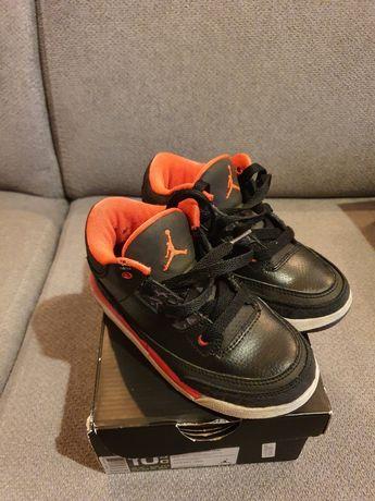 Nike Jordan 3 retro buty buciki  retro roz 27.5 super stan