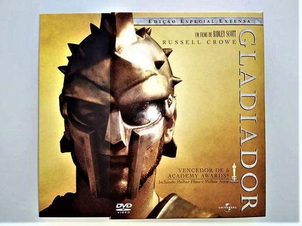 Gladiador - Edição de Colecionador Digipack