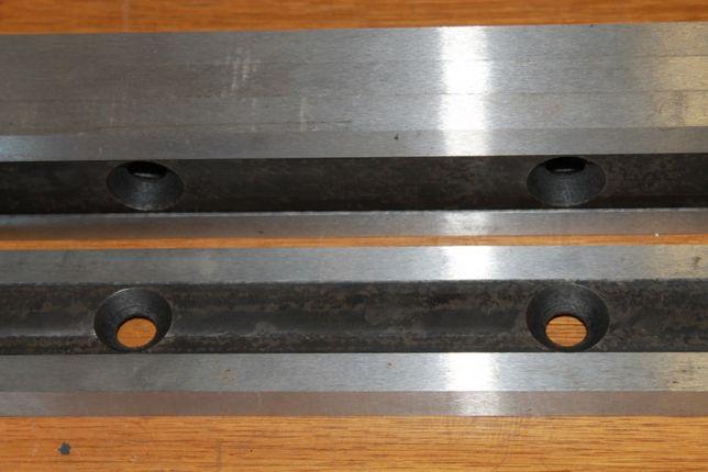Гильотинные ножи, для рубки арматуры, СМЖ 6ХВ2С, 5ХВ2С