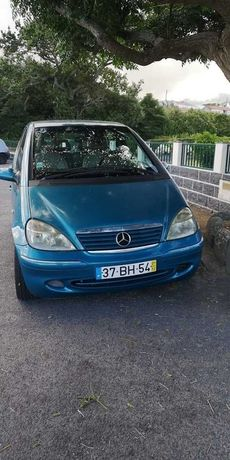 Mercedes A170 (Diesel | Caixa Automática)