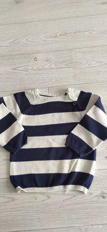 Sweterek H&M r.86