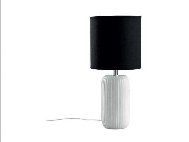 LAMPA LAMPY stołowa biurkowa nocna stojąca ceramika LED LOFT NOWA