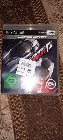 Gra need for speed ps3