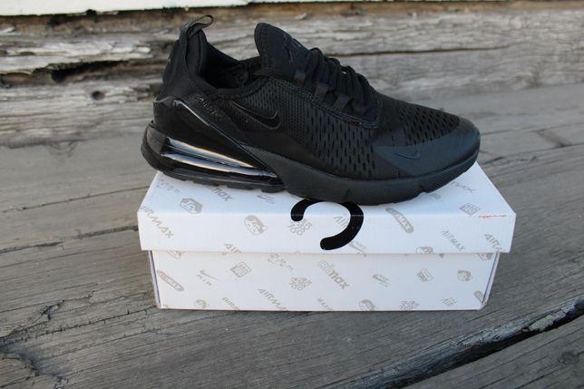 Nike Air Max 270 Czarne 41-46 Wysyła