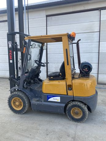 Wózek widłowy TCM FG25N5T lpg