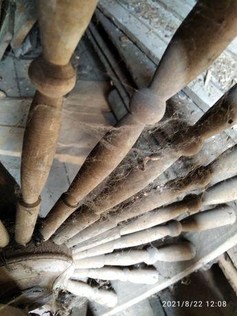 Прялка.. Веретено. Старовинне. + подарок... деревяна лопата