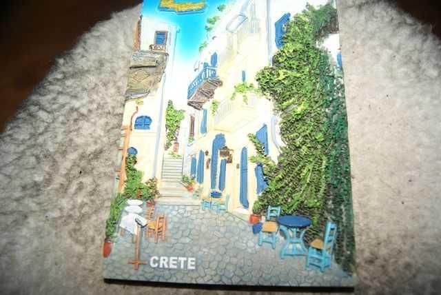 Pamiątka Kreta Grecja