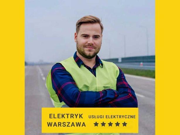 Instalacje Elektryczne Elektryk Usługi Minikoparka Łomianki i okolice