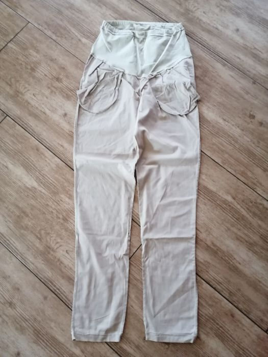 Spodnie ciążowe cienkie rozm M z h&m Mazańcowice - image 1