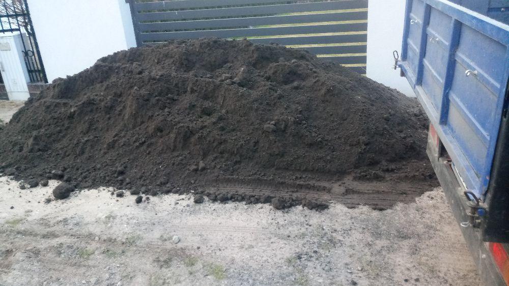 Piasek pod kostkę tarasy płyty chodnikowe do murowania TRANSPORT FV Poznań - image 1