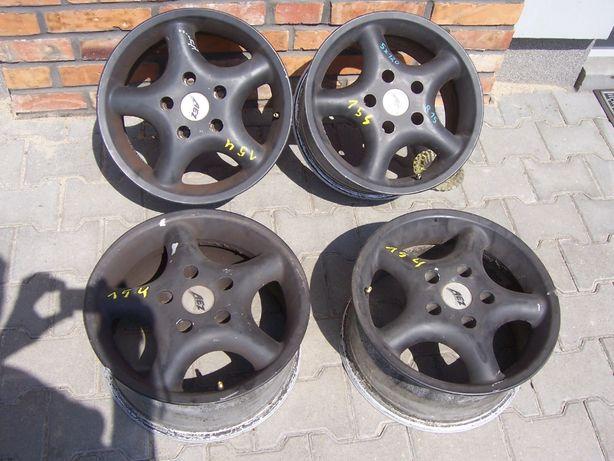 felgi aluminiowe czarne komplet do BMW 5x120 7x15 ET38 Leszno