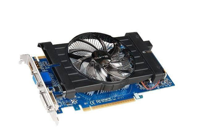 Видеокарта GIGABYTE GeForce GTX 550 Ti 1GB DDR5