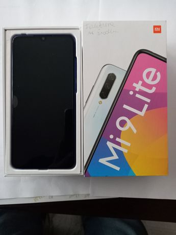 Xiaomi MI 9 lite na gwarancji
